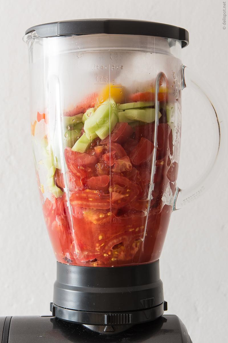 tomaten gazpacho